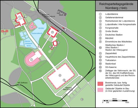 Reichsparteitagsgelände-Nürnberg
