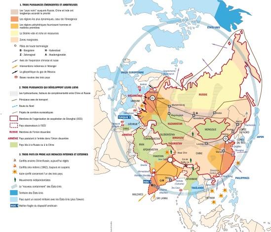 Asie Géopolitique